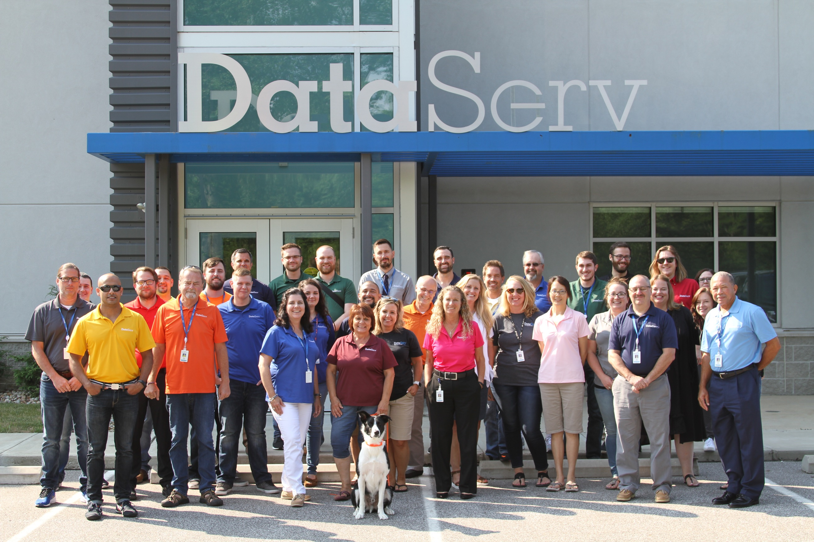 DataServ Team for IT Managed Services