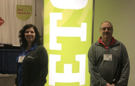 DataServ at OETC Conference 2020